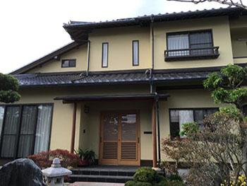 鉄部も木部も外壁も塗装で美観アップ&しっかり家屋保護