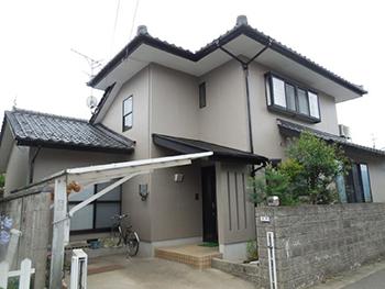 高耐久防水塗料+超防カビ仕様で大切な家屋の保護はバッチリ
