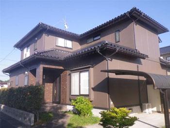 超低汚染遮熱塗料仕上げで家屋保護&長期美観維持を実現