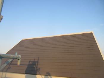 屋根の状態を一つ一つ細かく説明して下さり、安心して工事を依頼できると思いました。