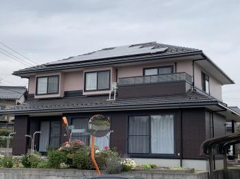 勉強会に参加し、家を建てたハウスメーカーとの塗装工事に対する知識の違いが良くわかりました。